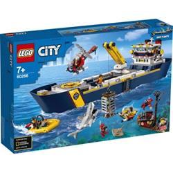 Barco de Exploração do Oceano
